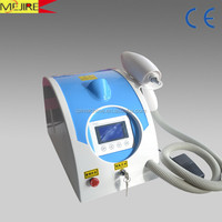 2014 hot sale portable laser hair removal tattoo removal machine