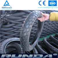 high quality motorcycle tubeless tyre 90/90-17