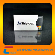 RFID Blocking Sleeves Credit Card and Passport Holder Sleeves Fits in Wallet to Protect Your info