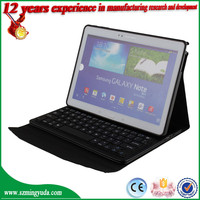Bluetooth Keyboard tablet Case for Samsung Galaxy Note 10.1 P600