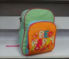 wholesale branded cartoon kids school bag