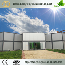 factory-built antiseismic firm economical and durable new style ablution unit