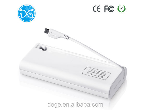High capacity Power Bank10400mAH
