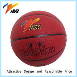 OEM make your cool basketball, bright color basketball