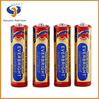 Super quality carbon zinc long lasting aa batteries for daily life