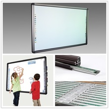 Riotouch hot sale 10 users IR writing touch digital interactive white board for school with promotional price