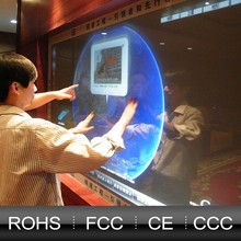 2015 new! 65 inch usb multi touch film, touch foil, touch screen foil for glass screen