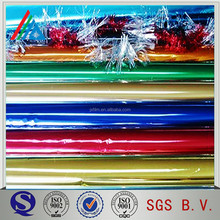 Different thickness/width pvc colourful shrink tube film for package pipe