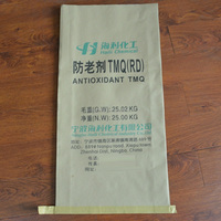 Kraft paper & plastic cement bag/pp woven packing cement bag 25kg 50kg