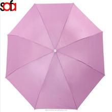 2015 mini advertising 3 folding rain umbrella ,sun umbrella,umbrella