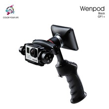 Best tech in intellectual stabilizer! GP2 good quality wieldy photo selfie z1-pround 3-axis handheld go-pro gimbal