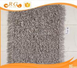 bestseller hairy custom nonslip exhibition plain printed floor mat