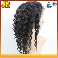 JP Hair Longer Length Virgin Curly Human Hair Wigs For Black Women