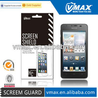 Cheap Price For Huawei y300 screen protector oem/odm (High Clear)
