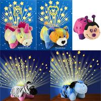 Подробная информация о медведь ночь свет дети ребенок дети звезды лампы плюшевые игрушки сна небо проектор