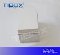 Excellent quality plastic enclosure electron project box