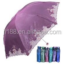 jacquard PU coated polyester taffeta waterproof fabric for umbrella