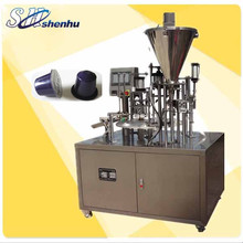 shanghai shenhu high quality coffee capsule filling and sealingmachinery