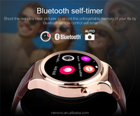 New arrival gsm oem smart watch phone mtk with camera