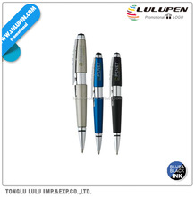 Cross Edge Ballpoint Promotional Pen (Lu-Q59365)