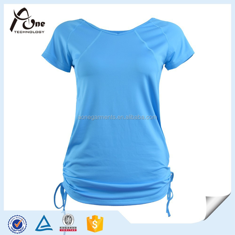 Neon Color Fashion Cotton T Shirt Custom T Shirts