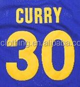 Stephen Curry #30 Golden State Retro Basketball Jerseys