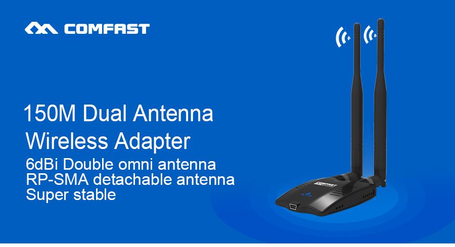 COMFAST CF-WU7201ND wifi usb router wifi modul