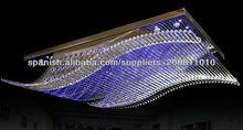 2013 lámpara cristalina moderna