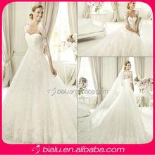 Sexy Ball Gown Wedding dress 2014