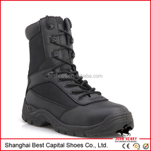 old fashion boots/steel toe military boots/top-grade boots