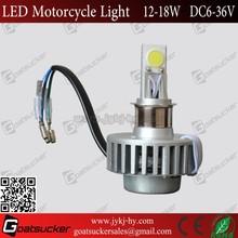 12v 24v led light motocycle,motorcycle light 18w led work light