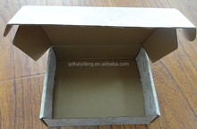 Custom printed paper packaging box,corrugated carton box, shipping boxes wholesale with logo hot stamping