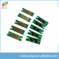 chip cards For Ricoh sp100 Black 1.2k Universal Auto reset toner chip