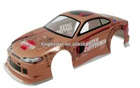 1/ 10 RC DRIFT Racing Car Body Shell Painted TOYOTA Reiz Cover Shell for Sale PVB Material