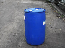 USED PLASTIC DRUM