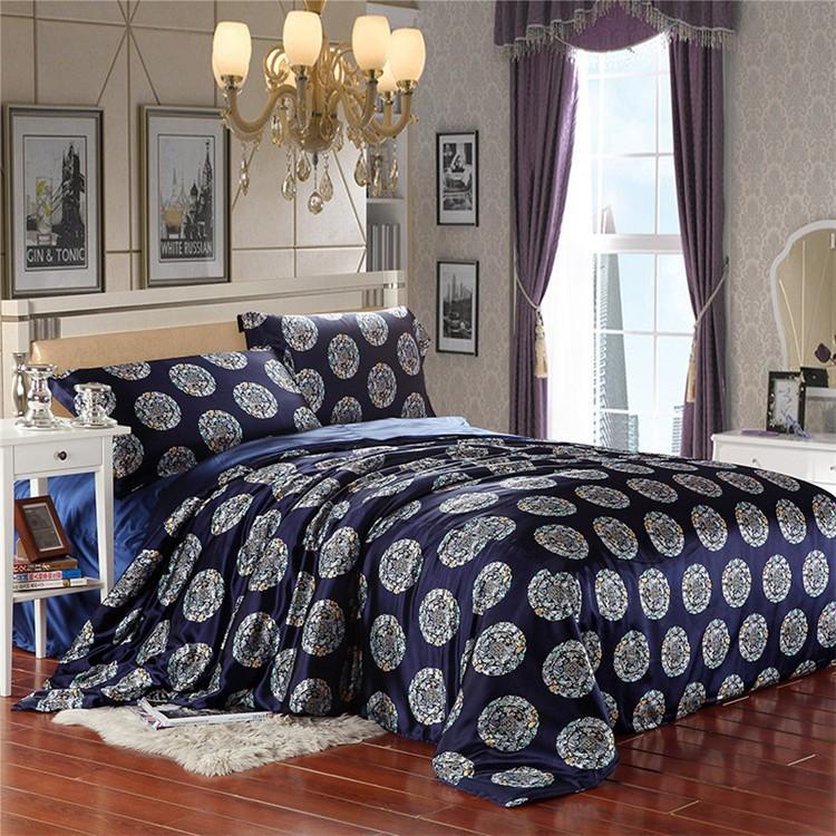 Silk Bedding Sets (10)