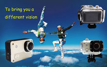 New Products 2015 HD1080P16MP Helmet Camera Action Camera For Biking
