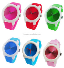 Custom logo design silicone watch , Sport fashion silicone watch, Factory price silicone watches