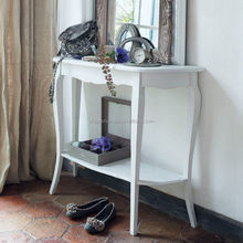 Contemporary hot sell big dressing table mirror white