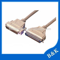France market 37-pin (hd37) deluxe hd d-sub cable supplier