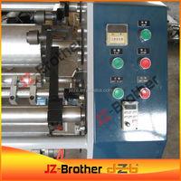 2015 hot selling stretch film slitter rewinder machine