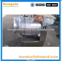 vacuum stainless steel meat mixing machine