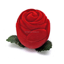 Sweet Love - Best Selling Decorated with Chocolate Flower Petals Artificial Rose Flower