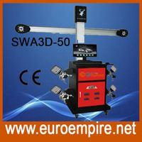 vehicle 3D wheel alignment automotive equipment factory aligner DS-6