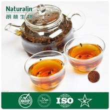 100% decaffeinated black tea powder for slimming tea