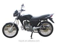 Gasoline 2.75-18 3.0-18 Front Disc Rear Drum Brake 150cc Motorcycle KM150CG