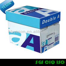 high quality cheap 80g a4 copy paper with SGS ISO CIQ