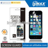 For Apple iphone 5s screen protector film oem/odm(Anti-Glare)
