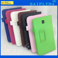 High quality for samsung galaxy note 8.0 leather case