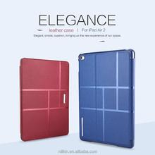 Nillkin New Design Sleep/Wake Function Elegance Leather Case For iPad Air 2